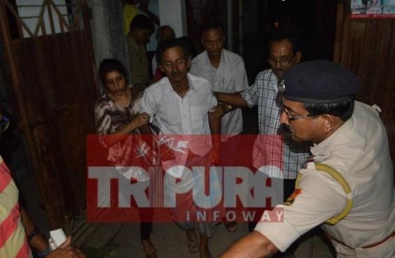 AMC councilor Malay Chakraborty found alive, hospitalized
