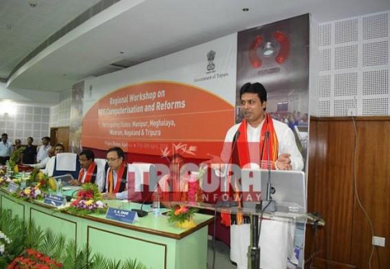 'In Mahabharata's time India had Internet, Satellites' : Tripura CM