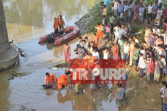 Missing man's dead body recovered from Howrah river