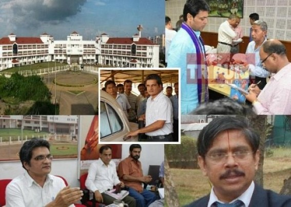 'Black Day' in Tripura Administration under BJP Govt : most Honest & Upright IAS Officer Y. Kumar takes (forced ?) Voluntary Retirement, Corrupt crooks rule the roost under Biplab Era