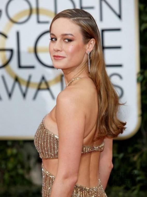 Brie Larson is diligent secret-keeper