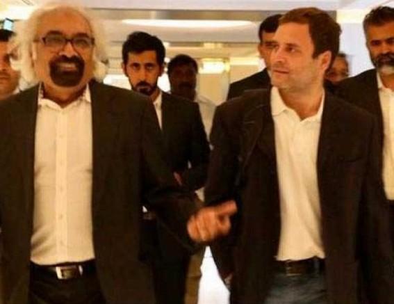 Rahul begins UAE trip interacting with business leaders