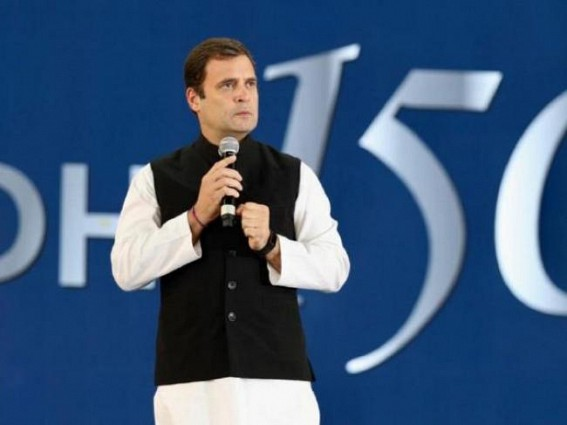India being divided under Modi, help unite India: Rahul tells expats