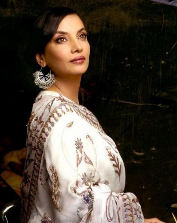 Shabana Azmi stresses on importance of teaching film production