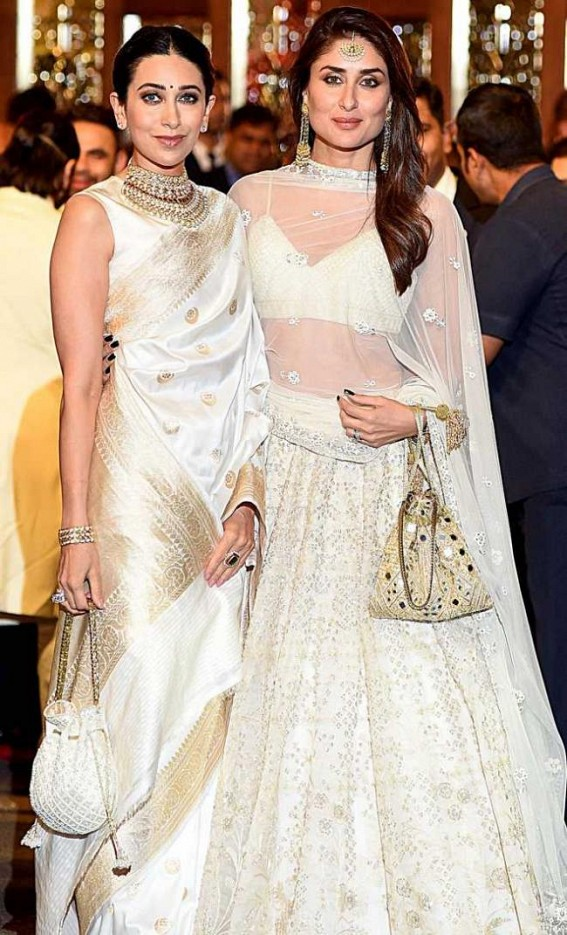 You're my role model, Karisma tells Kareena