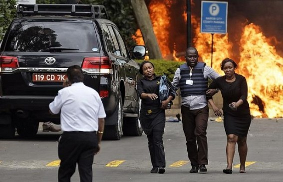 Six killed in terror attack at Nairobi hotel complex