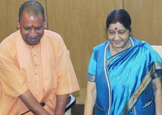 5,802 registration for Pravasi Bharatiya Divas: Sushma Swaraj