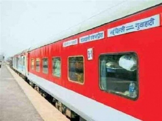 Tickets of new Mumbai-Delhi Rajdhani Express sold out in 5 hours