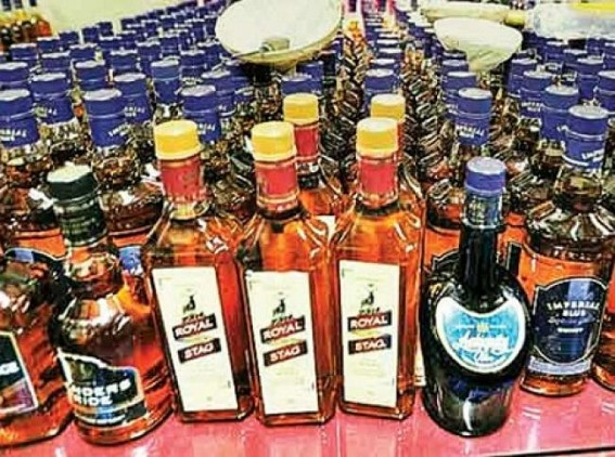 No liquor sale in Rajasthan after 8 p.m