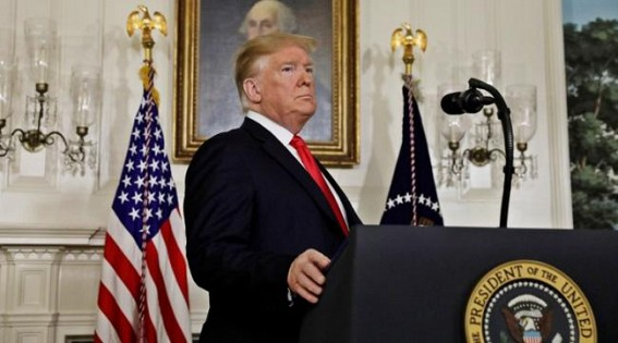 Trump recognises opposition leader as Venezuela's interim president