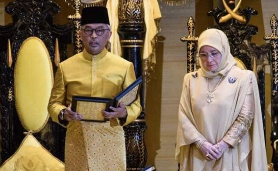 Sultan Abdullah named new Malaysian King