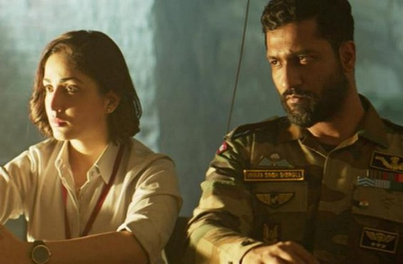 I love to play soldier: 'Uri...' actor