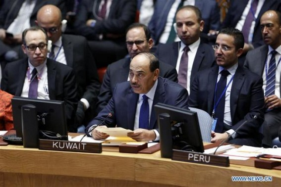 UNSC debates impact of climate change on peace, security