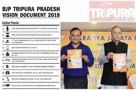 Double wage dream stays as dream for Tripura
