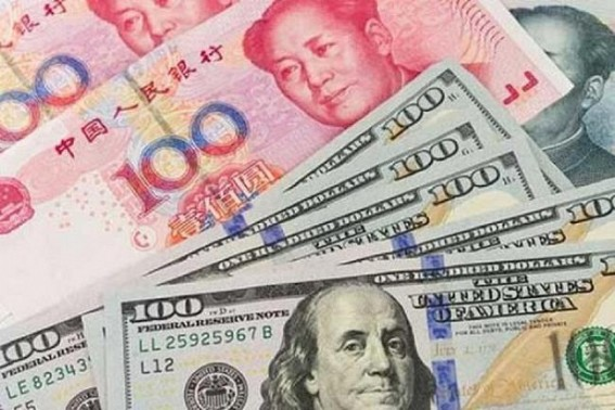 Chinese yuan edges higher to 6.7472 against US dollar
