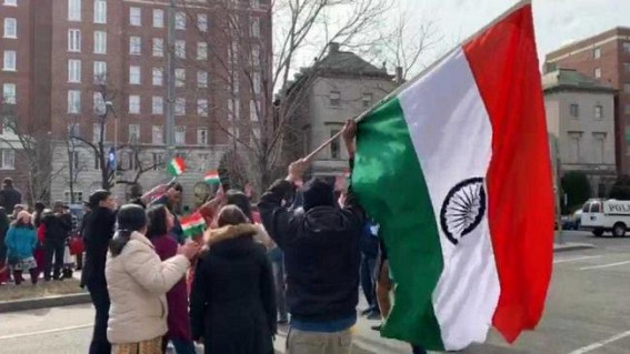 Pro-Khalistani group demonstration flops in US; Twitter bans account