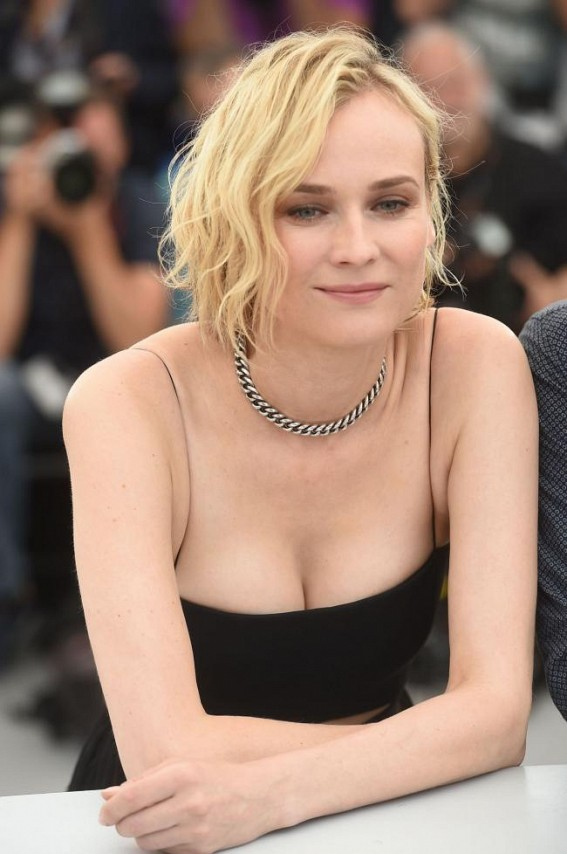 I've a fear of being tied down: Diane Kruger