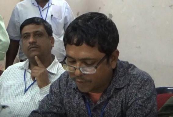 TSECL contractors raised various demands