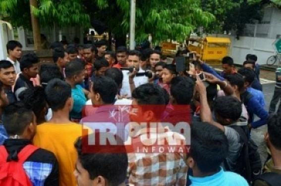 Tripura tops in unemployment, No fresh recruitment leads frustration among 7 lakh unemployed youths