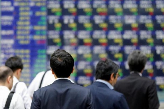 Japan stocks slip as Wall Street's fall sours sentiment