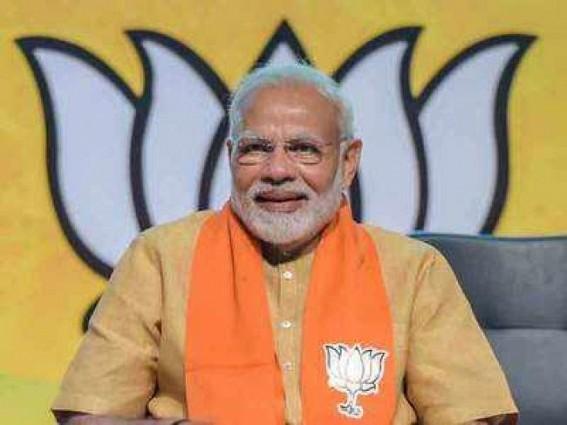 Modi to visit Arunachal, Tripura next month
