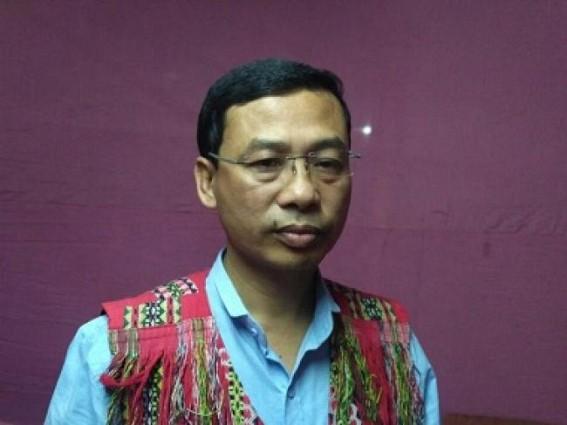Landslide Begins : Tripura BJP leader resigns alleging 'Divisive Policy' of BJP
