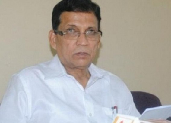 CPI-M sought action against BJP miscreants for attacking Ex-Minister Badal Chaudhury