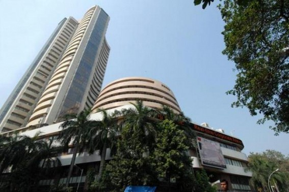 Sensex, Nifty flat ahead of key macro numbers  (09:48)