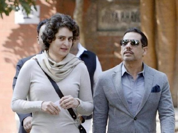 Vadra's emotional FB post ahead of ED deposition