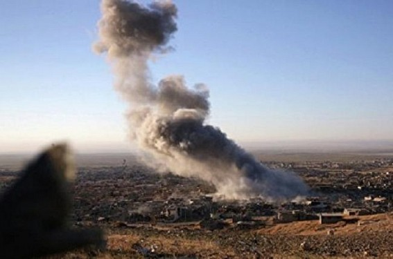 70 killed or injured in US-led airstrike in Syria: Report