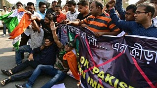 BJP youth activists held for trying to forcibly enter Eden Gardens