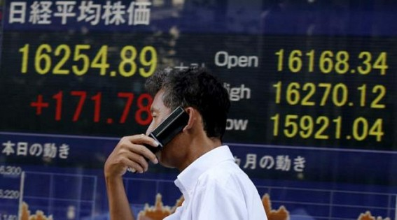 Japan's Nikkei rises at open on Wall Street's gains