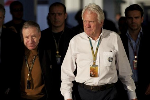 F1 race director Charlie Whiting dead