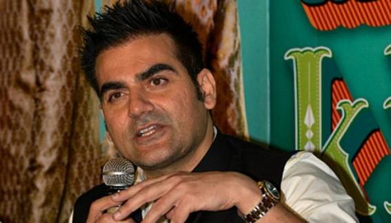 Arbaaz Khan jokes about not having money