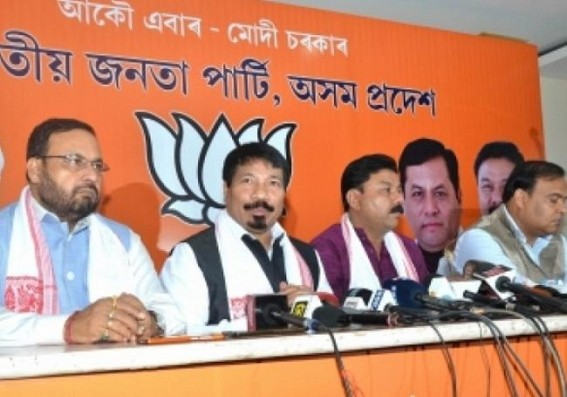 LS polls about making Modi PM again: Assam Minister