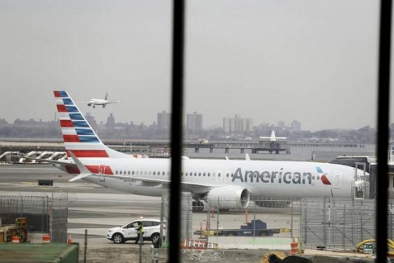 American Airlines extends 737 MAX flight cancellations