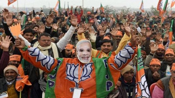 'Modi trying to incite communal violence for votes'
