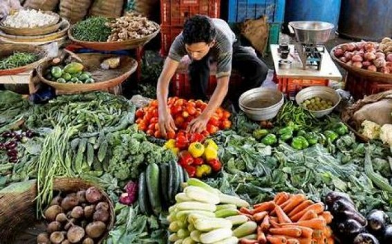 WPI rises over higher oil, food prices
