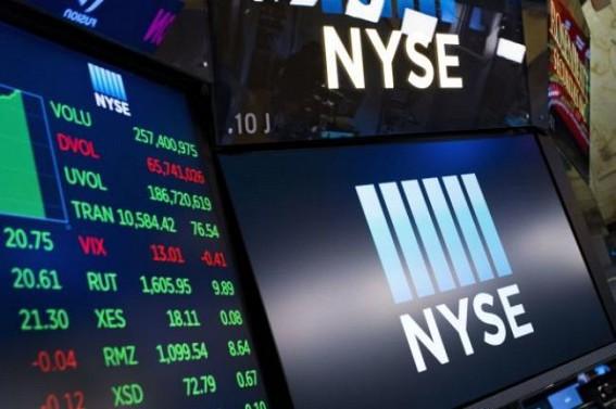 US stocks slide as bank shares lag