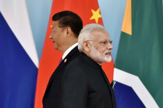 China: India's absence at BRI won't affect ties