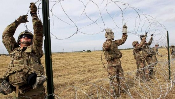 2 US soldiers questioned by Mexican troops at border