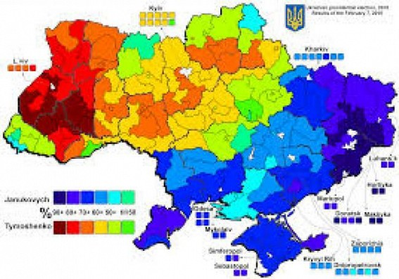 Ukrainians vote in 2nd round of presidential election