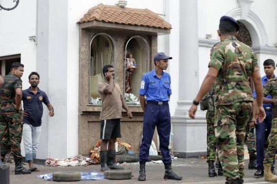 Sri Lanka suicide bombings on Easter kill 138