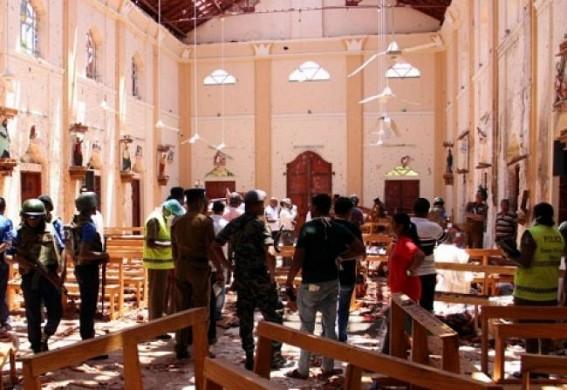 14 arrested for deadly Sri Lankan bombing