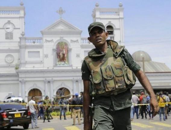 Foreign terrorists too involved: Sri Lanka