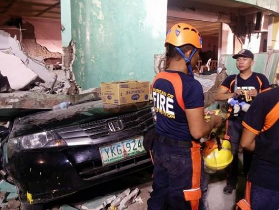 6.5-magnitude earthquake jolts Philippines