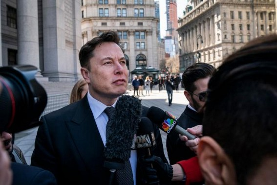 Musk reaches settlement with US SEC over Twitter use