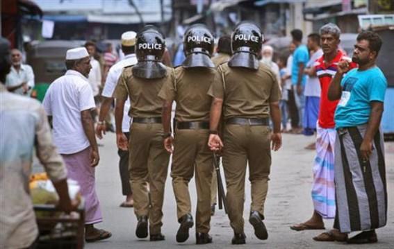 15 killed in Lanka gun battle; 10 more held