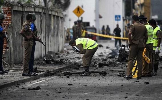 UAE-based Indian couple narrowly escaped SL attacks