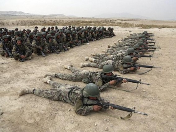 22 IS militants killed, 2 captured in Afghanistan